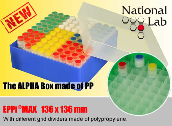 EPPi® Max The ALPHA Box made of PP