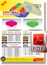 EPPi Max The ALPHA Box made of PP
