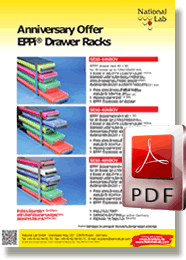Anniversary Offer EPPi® Drawer Racks