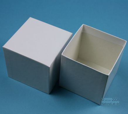 nanu box 75 h he 75 mm verl ngerter deckel ohne eingelegtem rastereinsatz. Black Bedroom Furniture Sets. Home Design Ideas