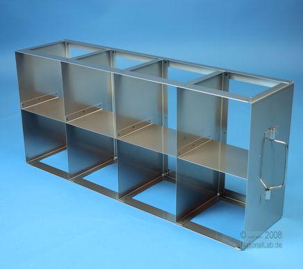 alpha schrankgestelle mit einem zwischenboden h he 250 mm. Black Bedroom Furniture Sets. Home Design Ideas