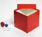 CellBox Box Mini, Height 128 mm, without fitted grid divider